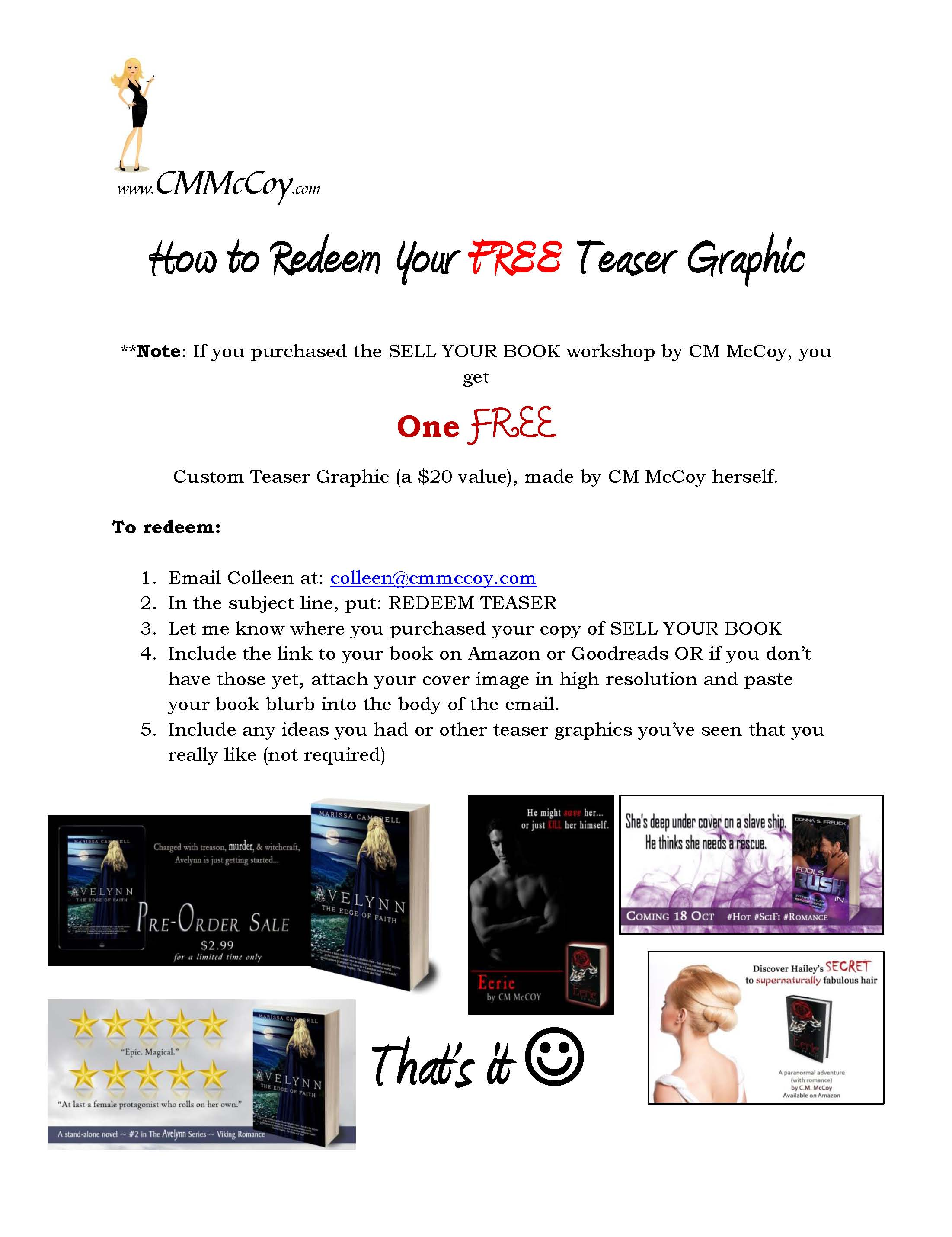 how-to-redeam-your-free-custom-teaser-graphics