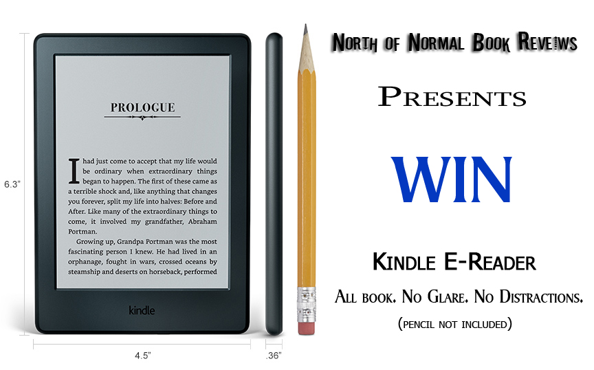 Win a Kindle E-Reader